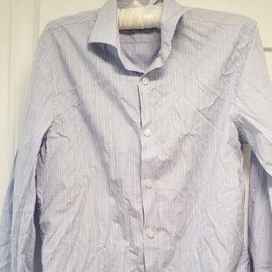 Morano Mens button down shirt Size M